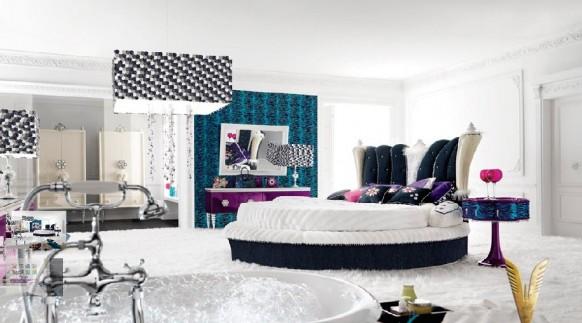 luxuriöses-Interieur-modernes wohnen