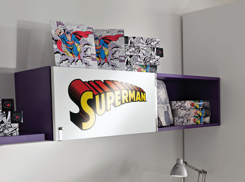 Superman for the room · superman