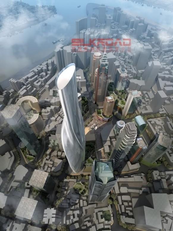 urban forest Vorschlag 2