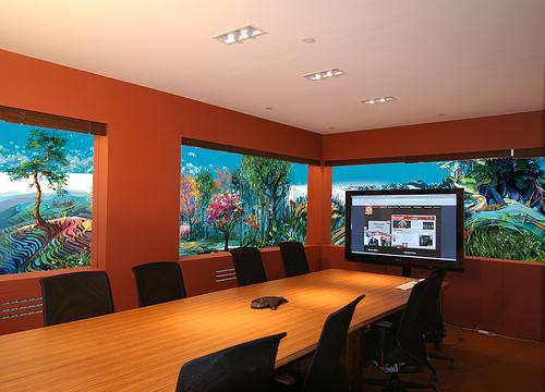 wonderfactory Konferenzraum
