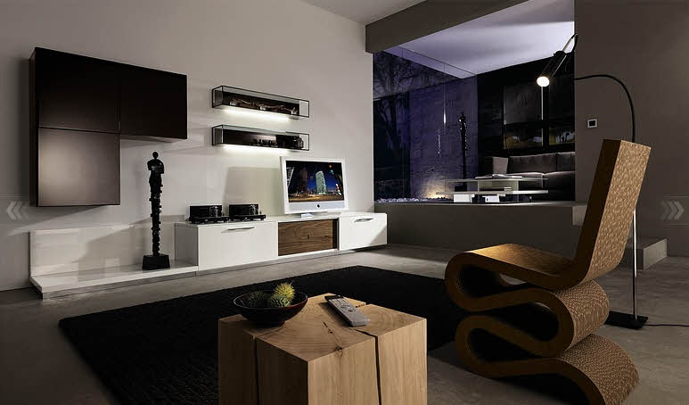 10 Of The Best Modern Living Room Ideas: The 2010 Living Room Collection From Huelsta