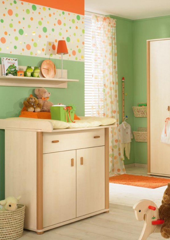 Baby Bedroom Furniture Sets: Baby Room Decor Ideas From Paidi
