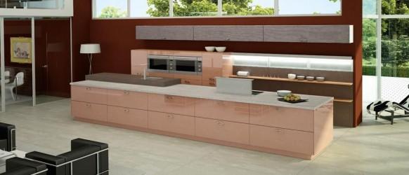 brown kitchen designs
