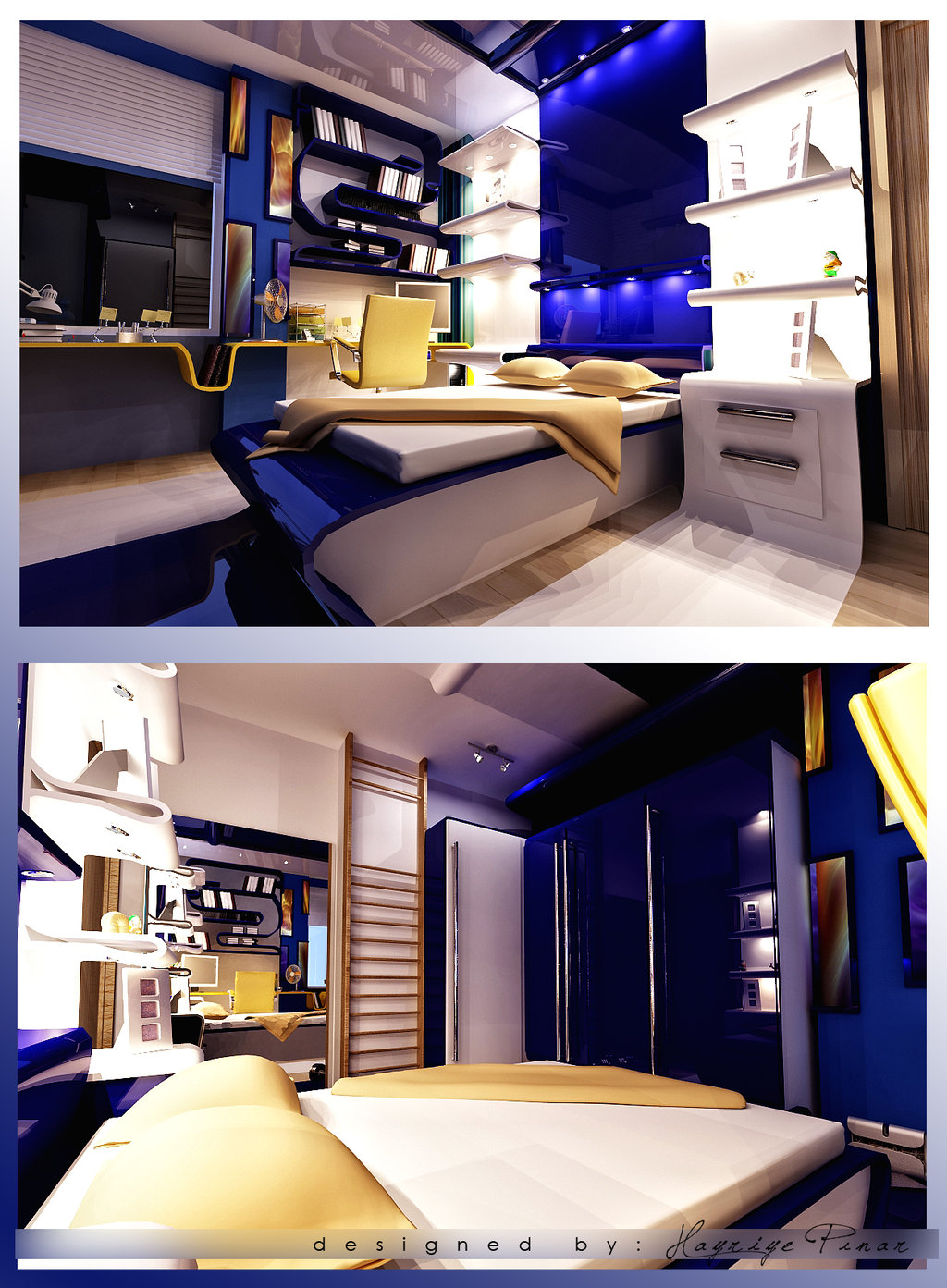 Teenage room designs - Room decor ideas for guys ...