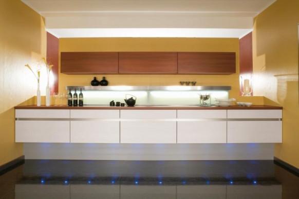 nüchtern Küche designs