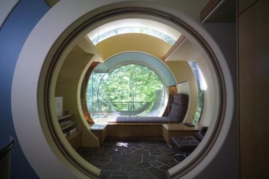 Baumhaus-lounge-Bereich