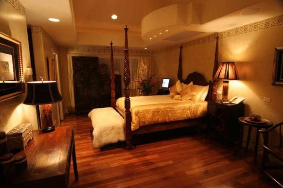 erstaunlich master-Schlafzimmer