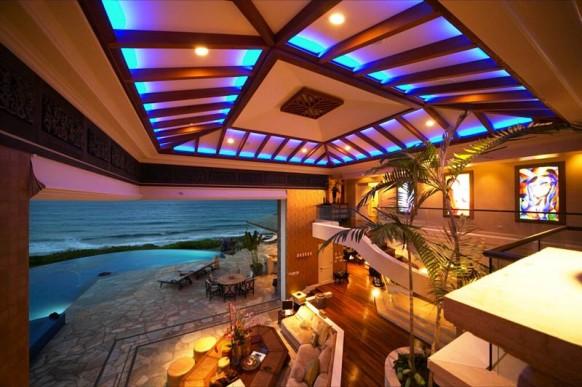 erstaunliche villa-Interieur