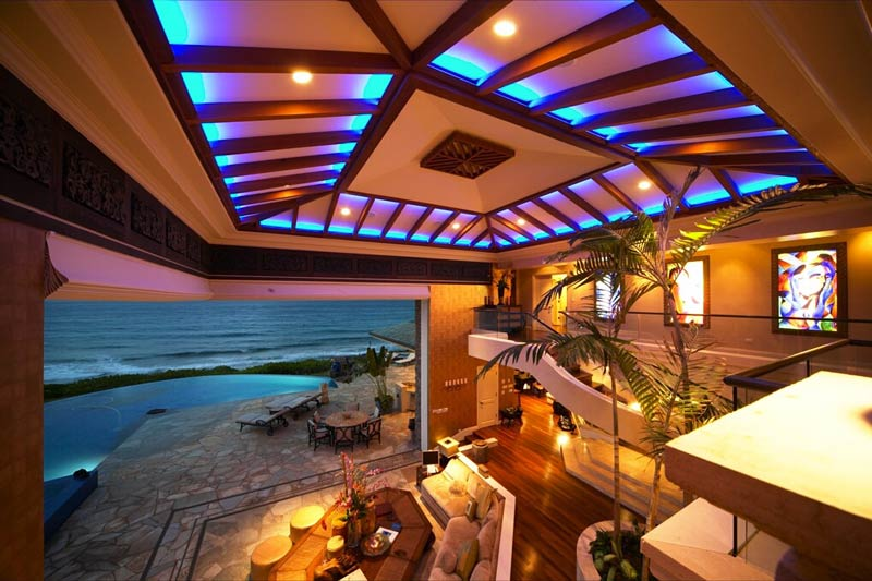 tiger woods 39 home in hawaii hoax email. Black Bedroom Furniture Sets. Home Design Ideas