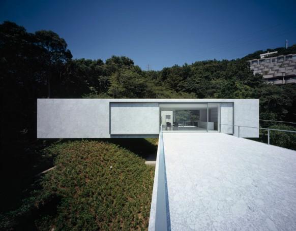 fuji Architekten Eingang