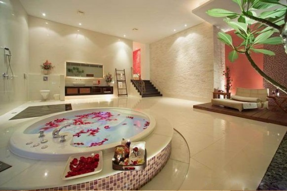 wunderschöne Bad und spa8