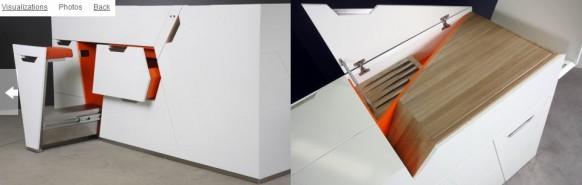innovative Möbel