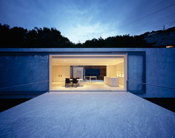 Wohnzimmer mount fuji