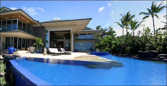 umwerfende villa Lage