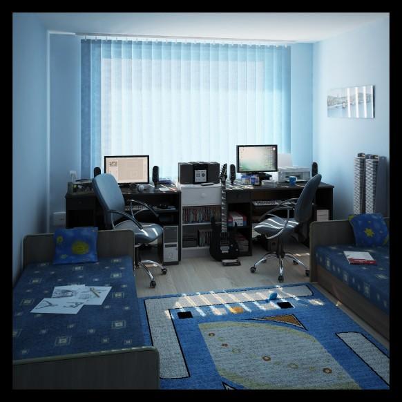 Arbeitszimmer von Araiel