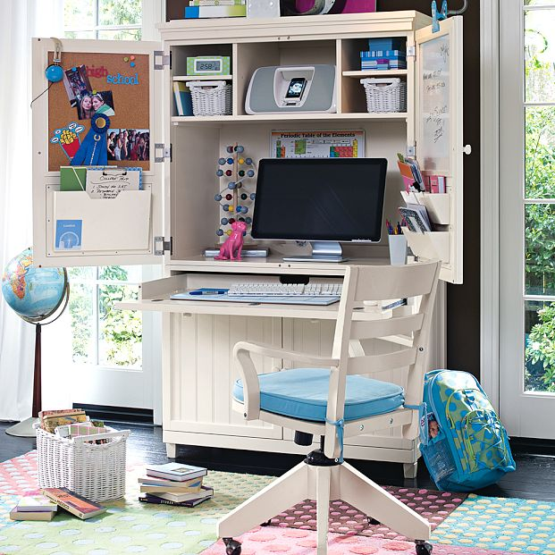 Study Room Furniture Ideas: Kids Study Room Furniture