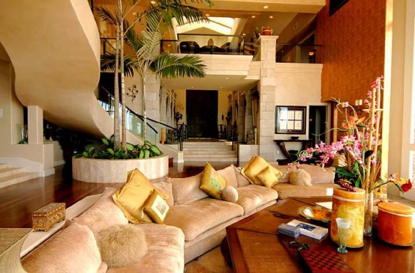 villa lounge-Bereich