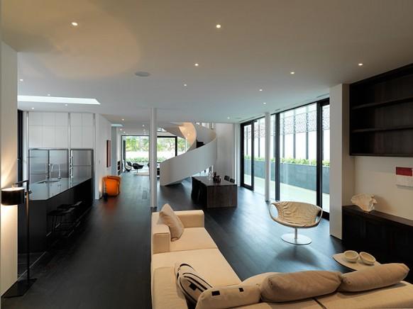 10 schöne Holz-Interieur