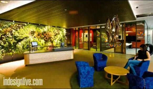 Google S Sydney Office