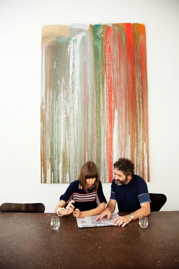 13 Künstlerinnen und Künstler Diskussionen