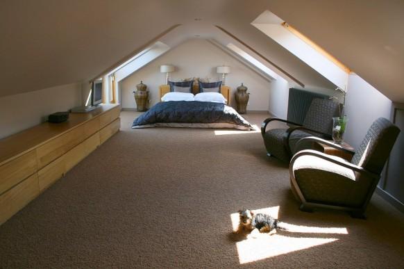 14 Dachboden