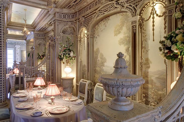 Royal Home Designs: 22 Inspirational Restaurant Interior Designs