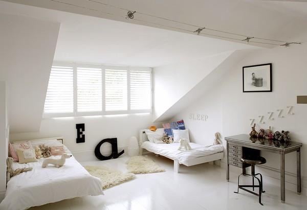 mirror ideas attic bathrooms - Cool Attic Spaces and Ideas