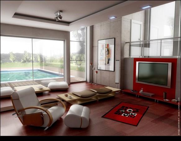 4 Wohnzimmer von Ertugy