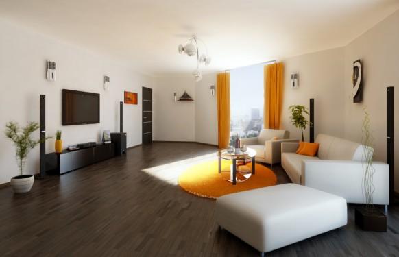 5 Moderne Wohnzimmer von Flavius C
