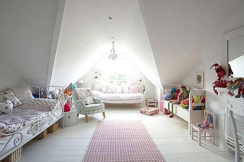 5 Dachboden