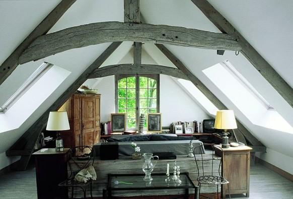 6 attice Raum