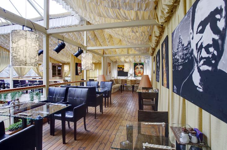 design cafe interior - photo #48