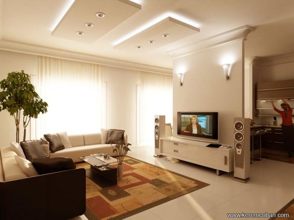9 wunderschöne Wohnzimmer von keremcobandotcom