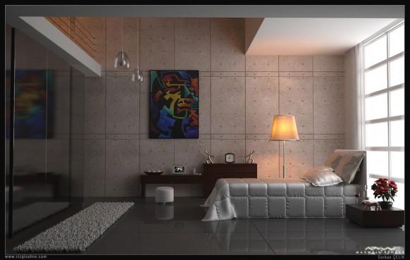Schlafzimmer Maxwell von xsekox