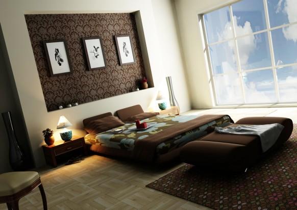 Schlafzimmer von TareqBanama