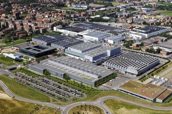 Ferrari-Fabrik