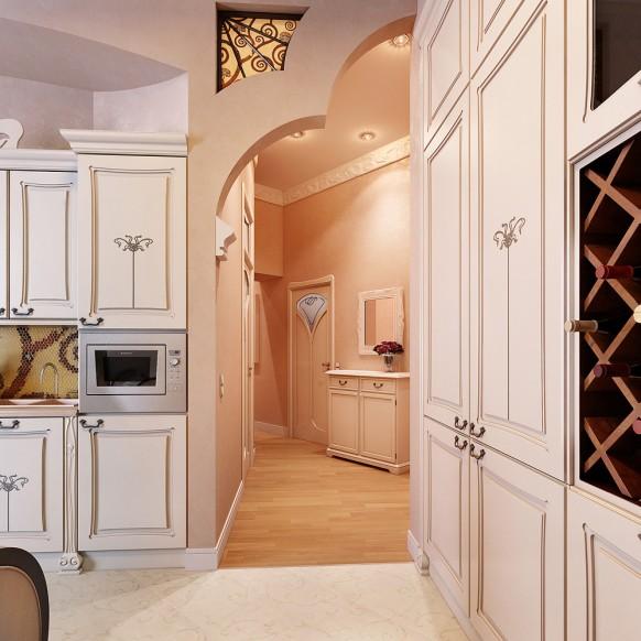 Küche Halle 1