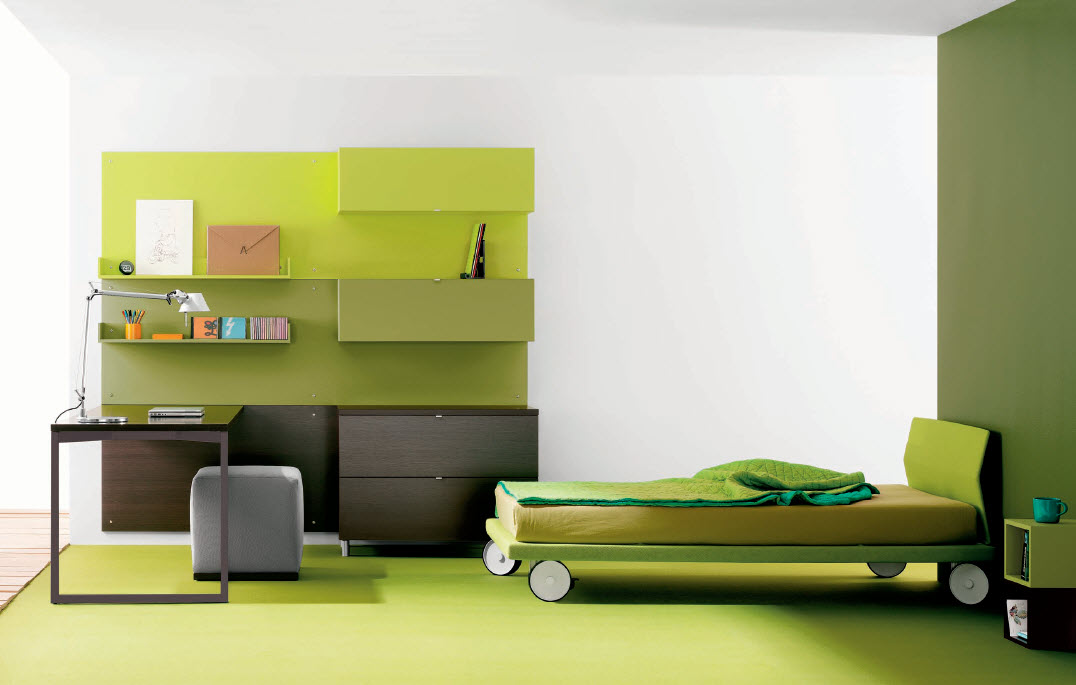 Hip and cool teen rooms - Cool teen room ideas ...
