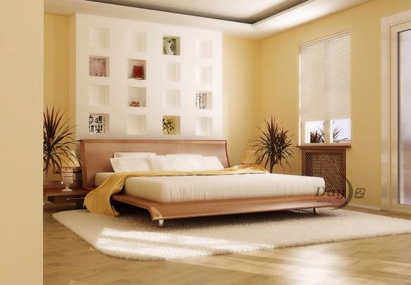 schöne Schlafzimmer Zhitnik