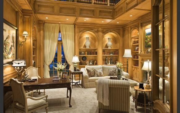 klassische Wohnzimmer