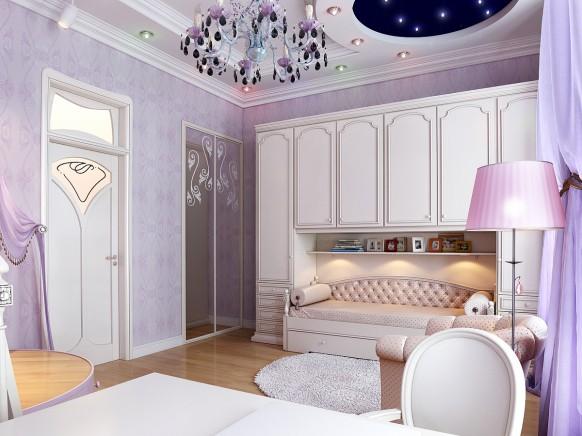 fantastische Zimmer Rendern