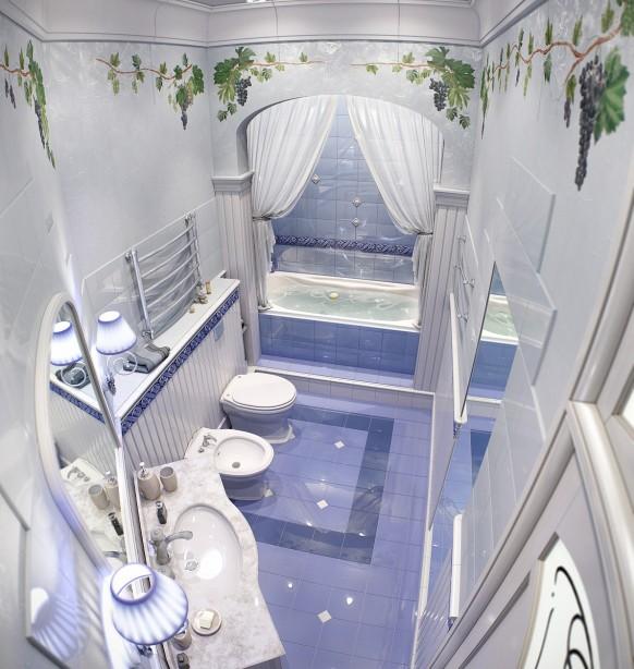 wunderschöne Badezimmer letzten