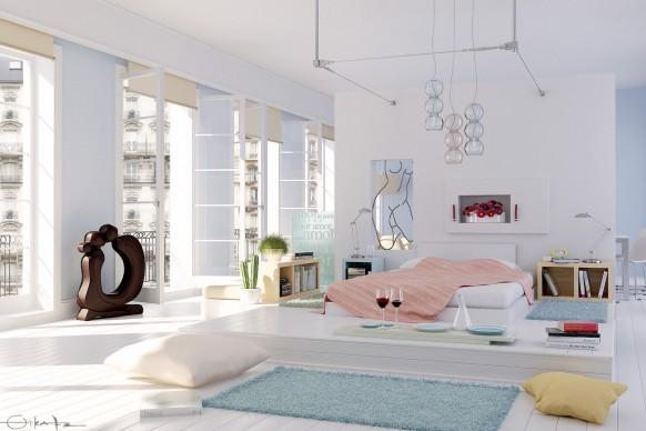 wunderschöne Schlafzimmer von elif
