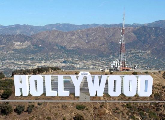 Grand hollywood sign hotel