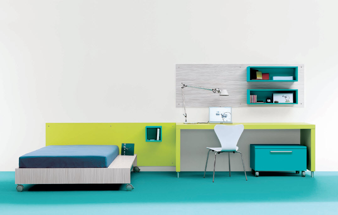 Cool Rooms: Hip And Cool Teen Rooms