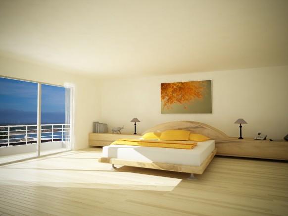 hübsches Schlafzimmer von dotso