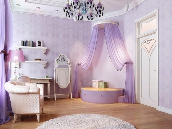 Zimmer für eine Prinzessin ZLATA 1