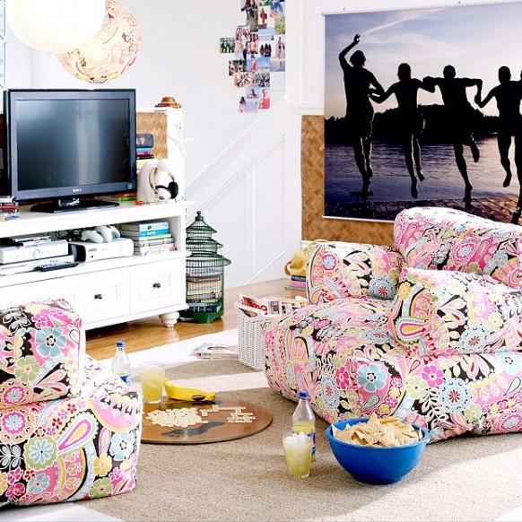 stilvolle Zimmer in einem Studentenwohnheim