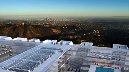die große hollywood-hotel