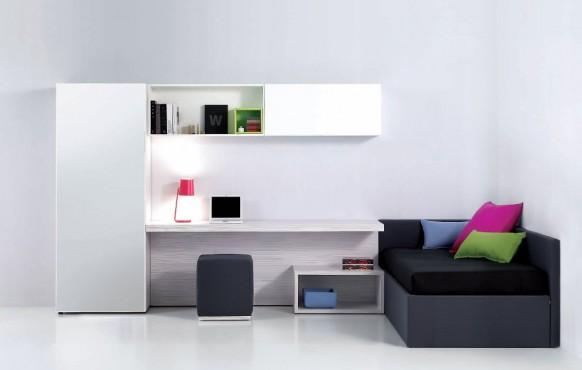weißen teenager Zimmer